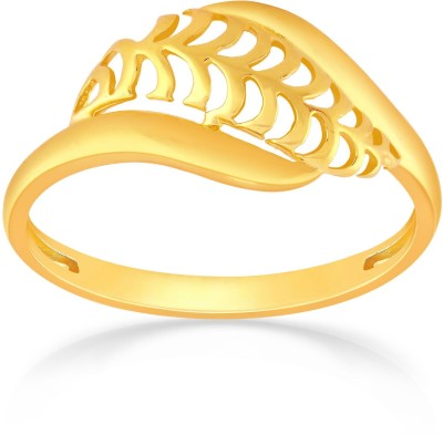 Malabar Gold and Diamonds MHAAAAAARZZM_10 22kt Yellow Gold ring