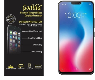 GODILLA Impossible Screen Guard for Vivo V9(Pack of 1)