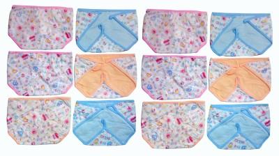 Welo New Born Washable Reusable Plastic Diaper/Langot - M(12 Pieces) at flipkart