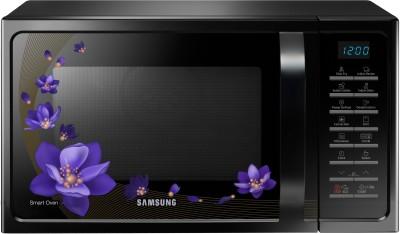 Samsung 28 L Convection Microwave Oven(MC28H5025VC/TL, Black)