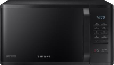 Samsung 23 L Solo Microwave Oven(MS23K3513AK/TL, Black)