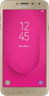 Samsung Galaxy J4 (Samsung SM-J400FZDDINS) 16GB 2GB RAM Gold Mobile