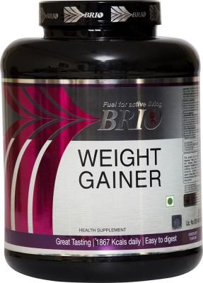 Brio Weight Gainer (3Kg, Chocolate)