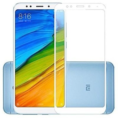 DMG Edge To Edge Tempered Glass for Mi A2, Mi A2