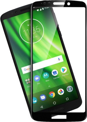 Knotyy Tempered Glass Guard for Motorola Moto G6 Play(Pack of 1)