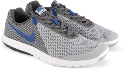 Nike NIKE FLEX EXPERIENCE RN 6 Running Shoes For Men(Grey, White) 1