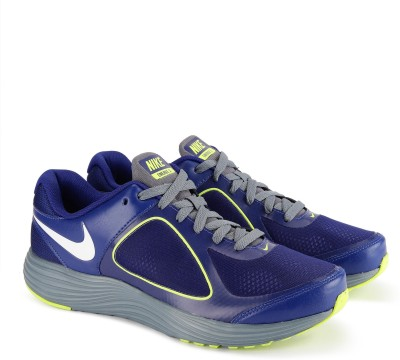 Nike NIKE EMERGE 3 Running Shoes For Men(Blue) 1