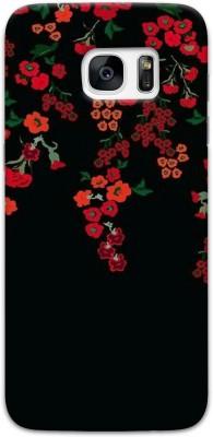 Tecozo Back Cover for Samsung Galaxy S7 Edge Black, Waterproof