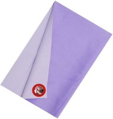 Guru Kripa Baby Products Plastic Baby Sleeping Mat(Purple, Medium)