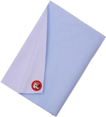 Guru Kripa Baby Products Plastic Baby Sleeping Mat(Blue, Small)