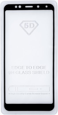Dekkin Tempered Glass Guard for Mi Redmi Note 5(Pack of 1)
