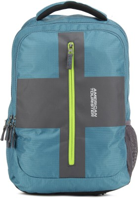 American Tourister AMT Juke 21 L Laptop Backpack(Blue)