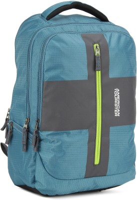 American Tourister AMT Juke 16 L Laptop Backpack(Blue)