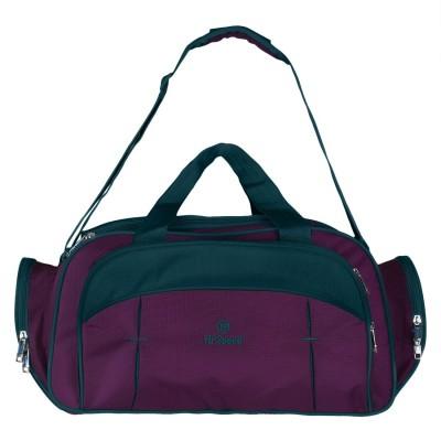 3b73424cbd56 10% OFF on Hi-Speed Travel Duffle Bag Waterproof Weekender(Purple