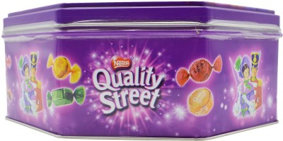 Nestle Quality Street Assorted Chocolates & Toffees - 900g Bars(900 g)
