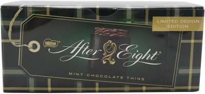 Nestle After Eight Mint Chocolate Thins Limited Edition - 200g Bars(200 g)