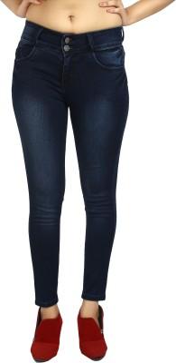 Fck 3 Slim Women Blue Jeans Fck 3 Women\'s Jeans