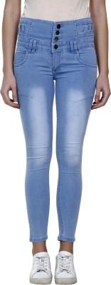 Nifty Slim Women Light Blue Jeans