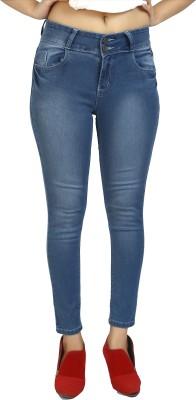 Fck 3 Slim Women Light Blue Jeans