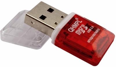 QUANTUM QHM5570 Card Reader Red