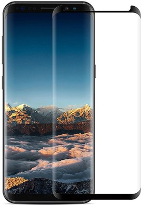 24/7 Zone Edge To Edge Tempered Glass for Samsung Galaxy S9 Plus (5D Glass)(Pack of 1)