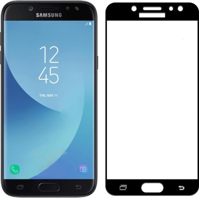 Aspir Edge To Edge Tempered Glass for Samsung Galaxy J7 Pro(Pack of 1)