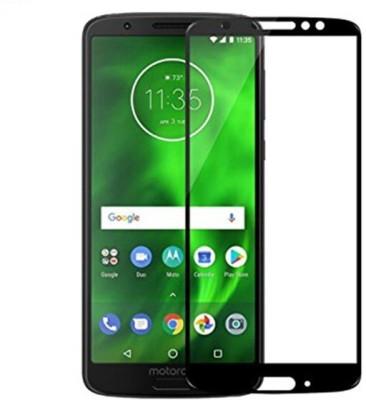 Lilliput Edge To Edge Tempered Glass for Motorola Moto E5(Pack of 1)