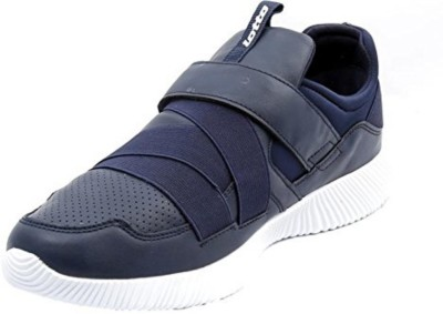 Buy Lotto F7L4859 Navy-Blue Colored Men's Running Shoes Online at best Price in India