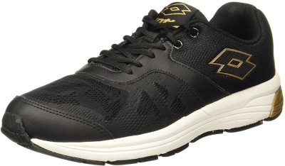 Buy Lotto AR4856 Black Colored Men's Running Shoes Online at Best Price in India