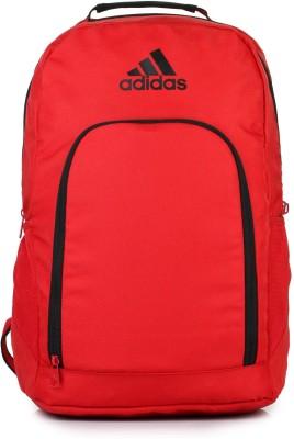 6% OFF on ADIDAS PLTBP 1 L 24 L Laptop Backpack(Red) on Flipkart ... 2c6f19d47bda0