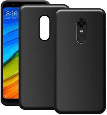 Mozette Back Cover for Mi Redmi Note 4 Black