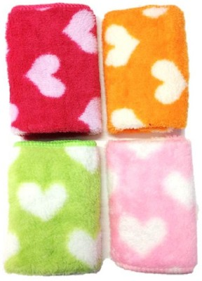 PLATINUM EXCLUSIVE SBIPLk-138-Carol Handkerchief(Pack of 4)
