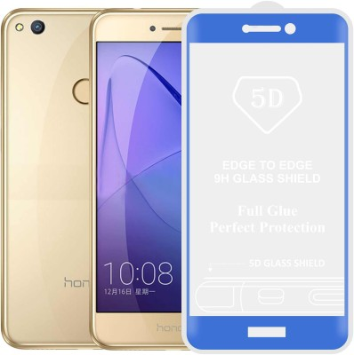 Case Creation Edge To Edge Tempered Glass for Huawei Honor 8 lite(Pack of 1)