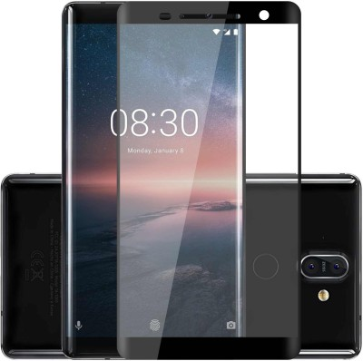 Case Creation Tempered Glass Guard for Panasonic P81(Pack of 1)