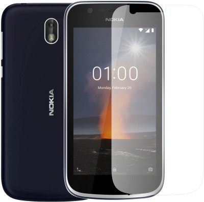 Case Creation Tempered Glass Guard for Nokia 1 Android Oreo (Go Edition)(Pack of 1)