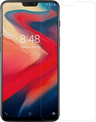 Nillkin Tempered Glass Guard for OnePlus 6(Pack of 1)