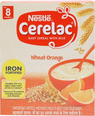 Nestle Wheat Orange Cereal(300 g)