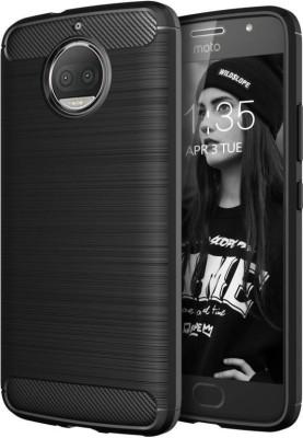 Tejorupa Back Cover for Motorola Moto G6 Play Black