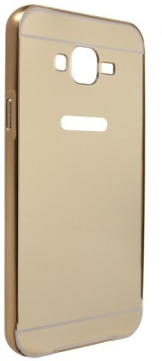 JKR Back Cover for SAMSUNG Galaxy Note 3(Gold, Metal, Plastic)