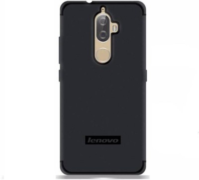 Mozette Back Cover for Lenovo K8 Plus Black