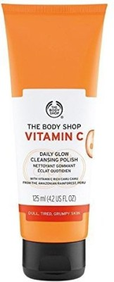 The Body Shop Vitamin C Facial Cleansing Polish 100ml