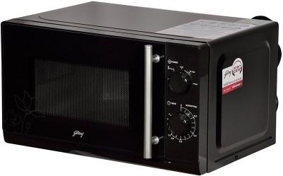 Godrej 20 L Solo Microwave Oven(GMX 20SA2BLM, Black)