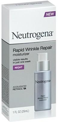 NEUTROGENA Rapid Wrinkle Repair Moisturizer Night(29.58 ml)