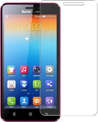 RM WORLD Tempered Glass Guard for Lenovo P780(Pack of 1)