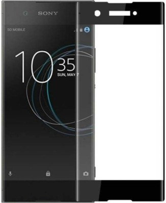 Victim Tempered Glass Guard for Tempered Glass Guard for Sony Xperia XA1 Plus
