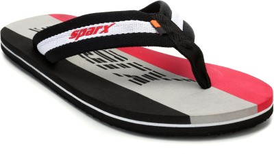 cae273a9d 10% OFF on Sparx Men SFG-47 Black Sea Green Flip Flops on Flipkart ...