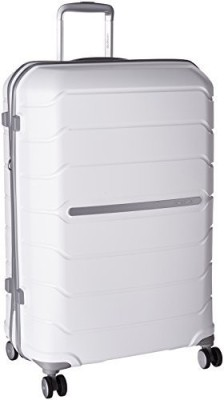 Samsonite Solid Hard Body Expandable  Check-in Luggage - 31 inch(White)