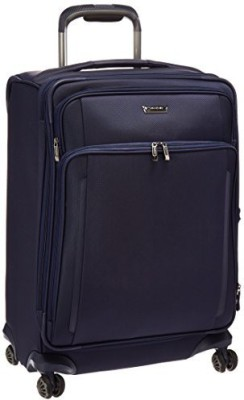 Samsonite Solid soft Body Expandable  Check-in Luggage - 28 inch(Blue)