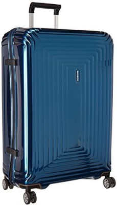 Samsonite Solid Hard Body Expandable  Check-in Luggage - 31 inch(Blue)