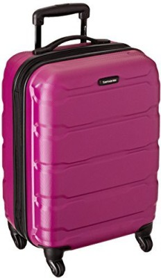 Samsonite Solid Hard Body Expandable  Check-in Luggage - 23 inch(Pink)